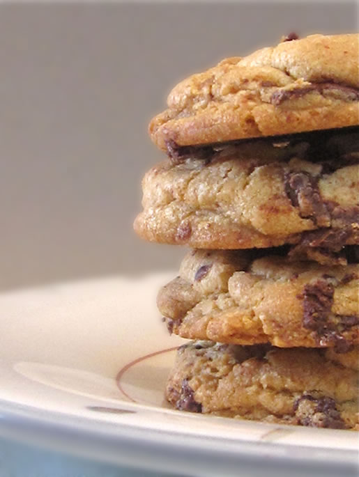 wait for it – smoky chocolate lava cookies