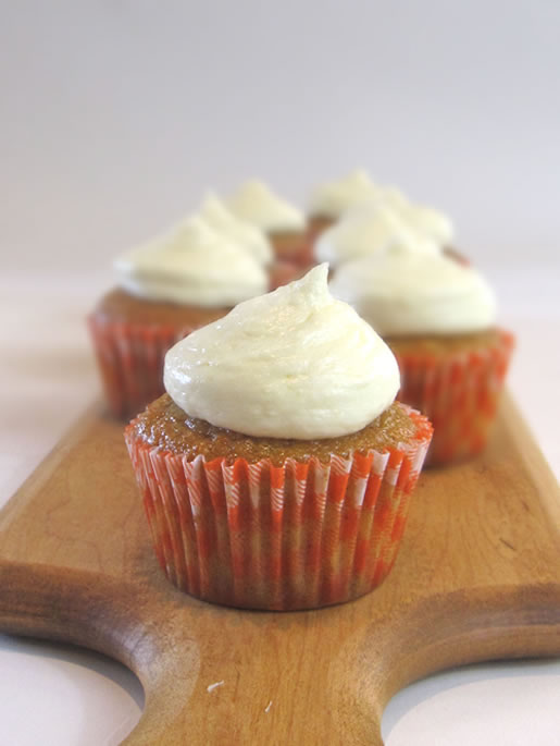 between hello n goodbye – carrot cupcake