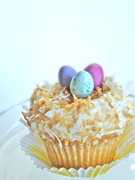 with cream skinny coconut cupcakes pineapple coconut cupcakes coconut ...