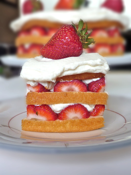 strawberry n cream — mother's day wishes