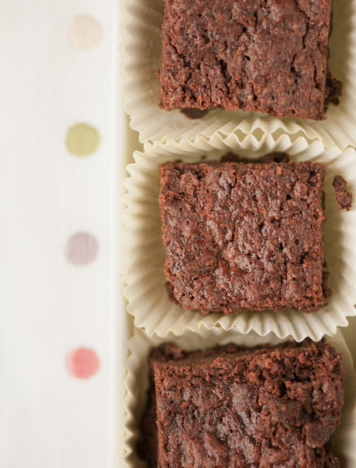 mexican brownies (gluten free)
