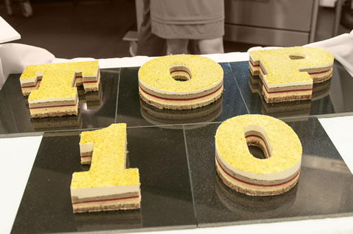 sweet award – 20th anniversary top 10 pastry chefs in america