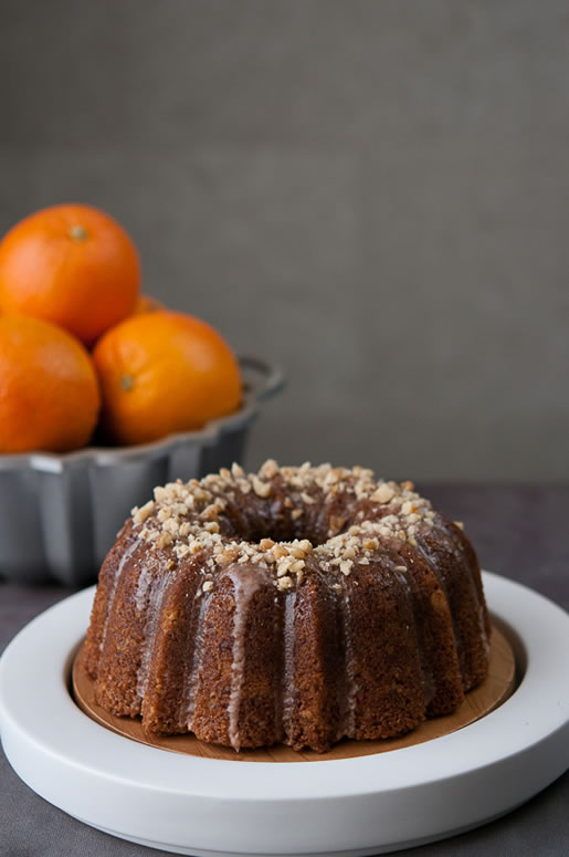 burst of health – orange walnut olive oil cake (vegan)