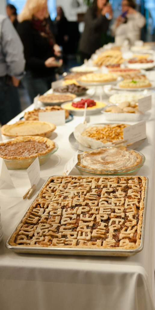 pie party potluck LIVE 2015 recap